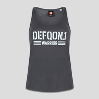 Defqon.1 tanktop anthracite
