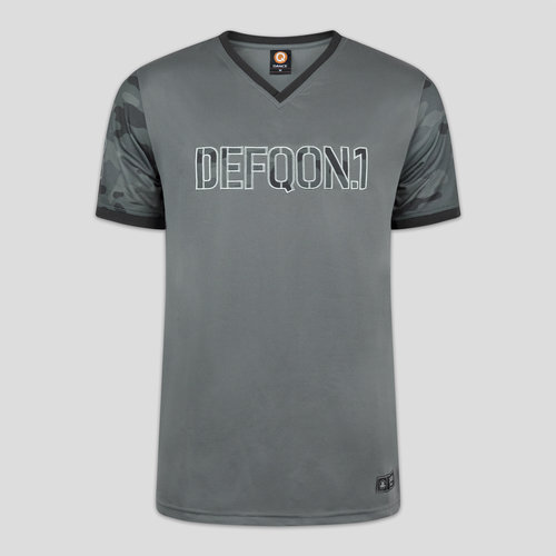 Defqon.1 football shirt grey
