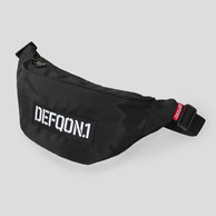 Defqon.1 fanny pack black/white
