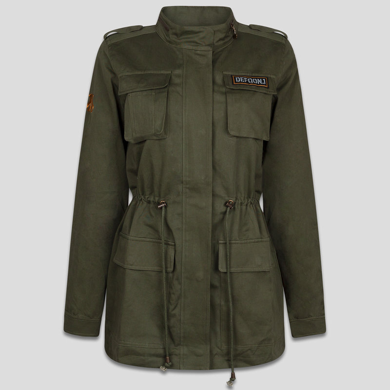 Defqon.1 jacket army