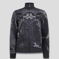 Defqon.1 track jacket dark grey