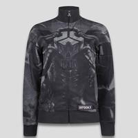 Defqon.1 track jacket dark grey