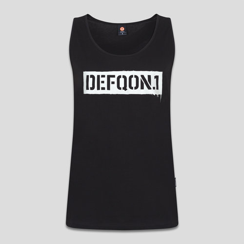 Defqon.1 tanktop black