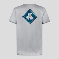 Defqon.1 t-shirt light grey