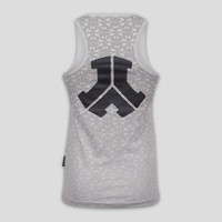 Defqon.1 tanktop light grey