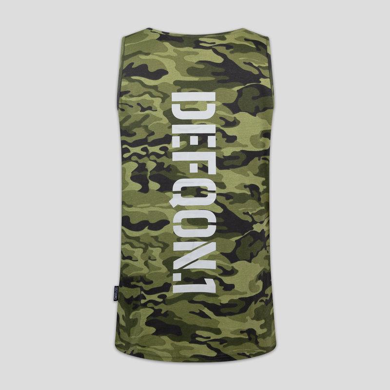 Defqon.1 tanktop army green