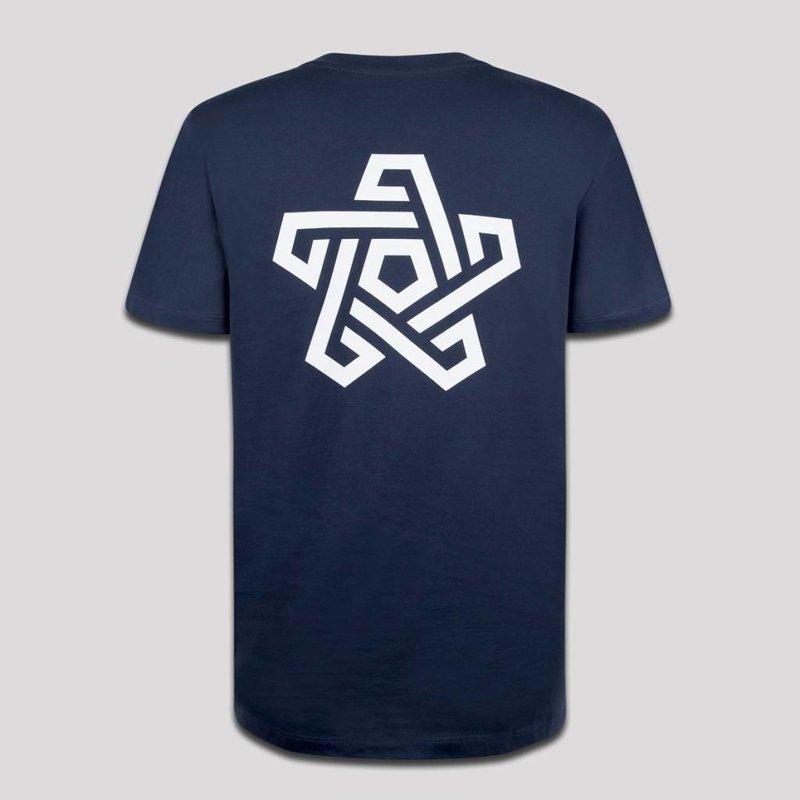 Qapital t-shirt navy