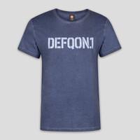 Defqon.1 t-shirt blue