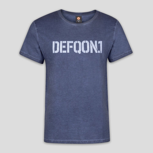 Defqon.1 t-shirt blue