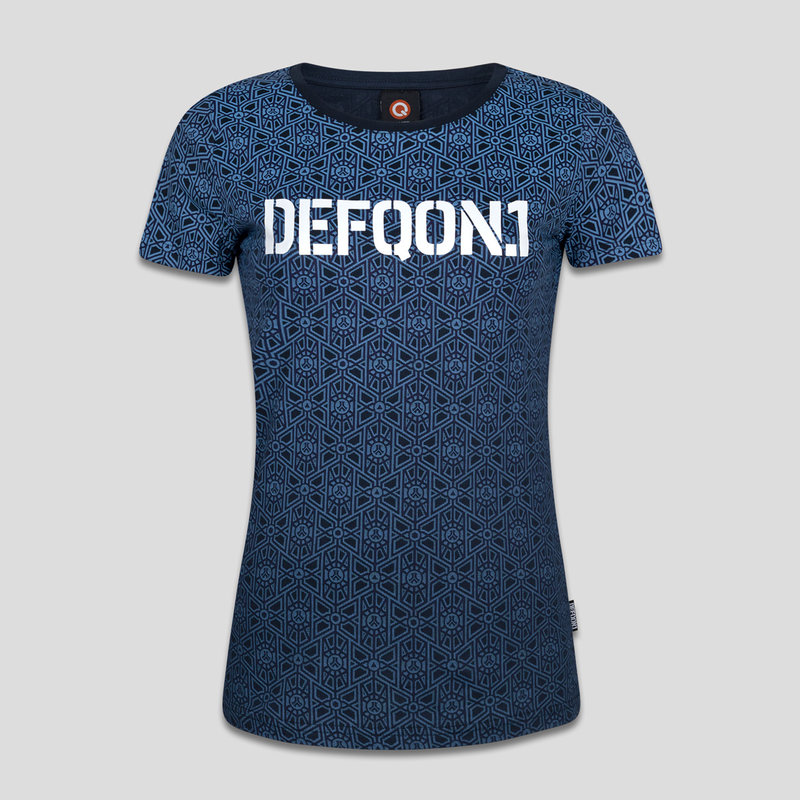 Defqon.1 t-shirt navy