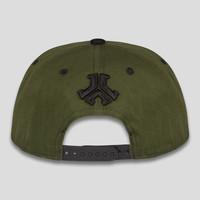 Defqon.1 snapback green