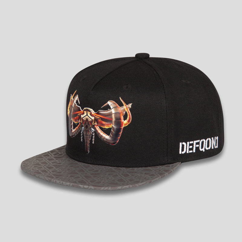 Defqon.1 theme snapback black