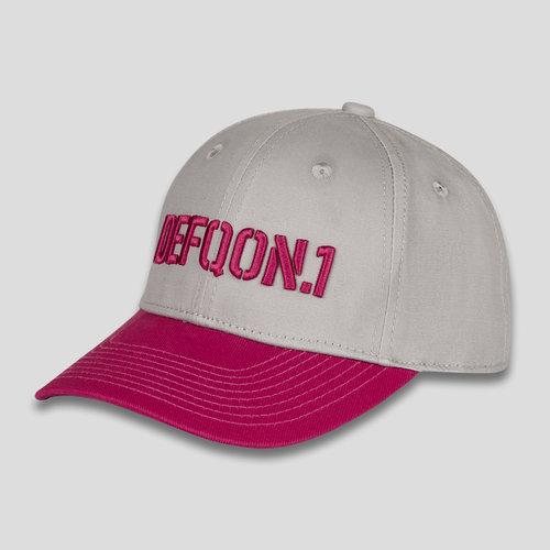 Defqon.1 baseball cap pink