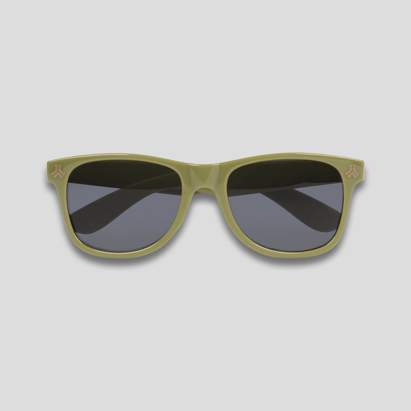 Defqon.1 sunglasses army green