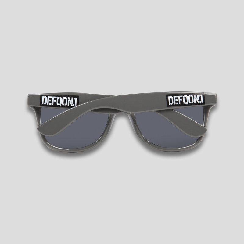 Defqon.1 sunglasses grey