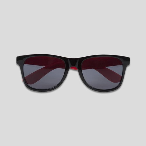 Qapital sunglasses red/black