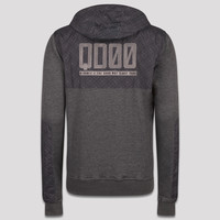 Q-dance nylon sweat grey/anthracite