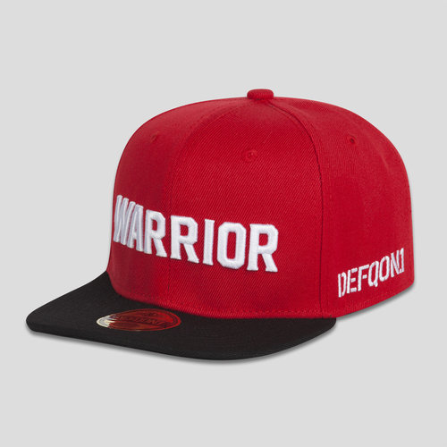DEFQON.1 SNAPBACK RED
