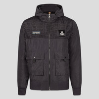 Defqon.1 nylon jacket grey