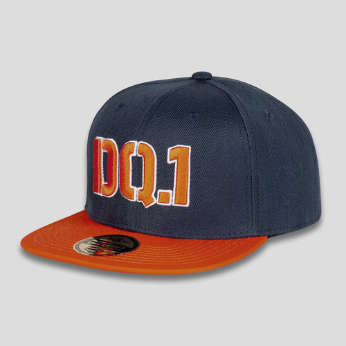 Defqon.1 snapback blue/orange