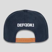 Defqon.1 snapback blue/orange