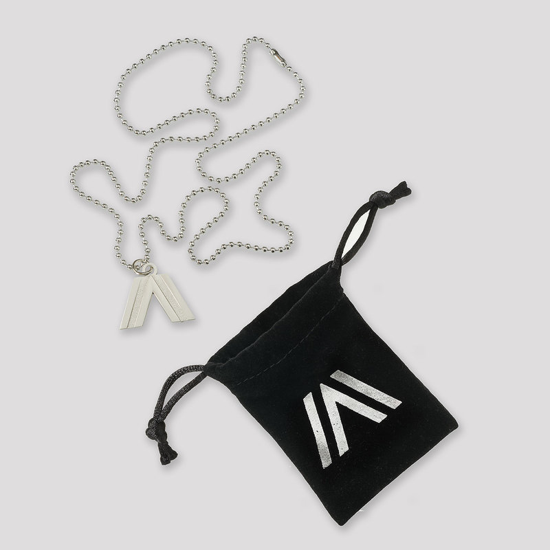 Atmozfears necklace metal