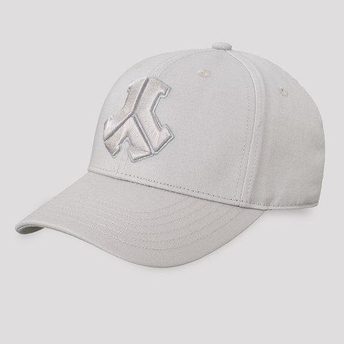 Defqon.1 baseball cap grey/grey