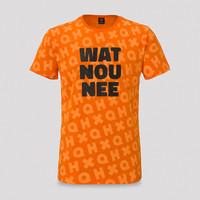 X-Qlusive Holland t-shirt wat nou nee