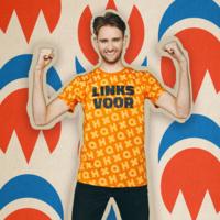 X-Qlusive Holland t-shirt links voor
