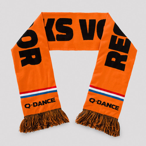 X-Qlusive Holland scarf links voor
