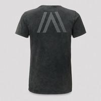 Atmozfears t-shirt grey/stonewash