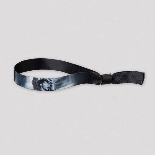 Atmozfears woven bracelet black