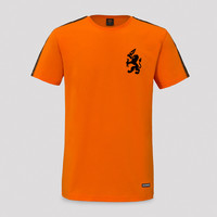 Q-dance t-shirt orange/tape