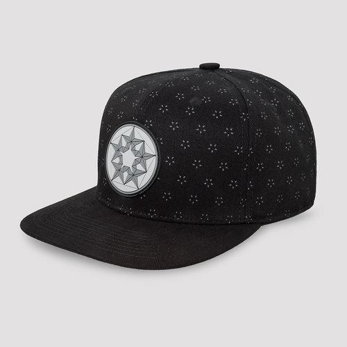 Qlimax snapback black/grey