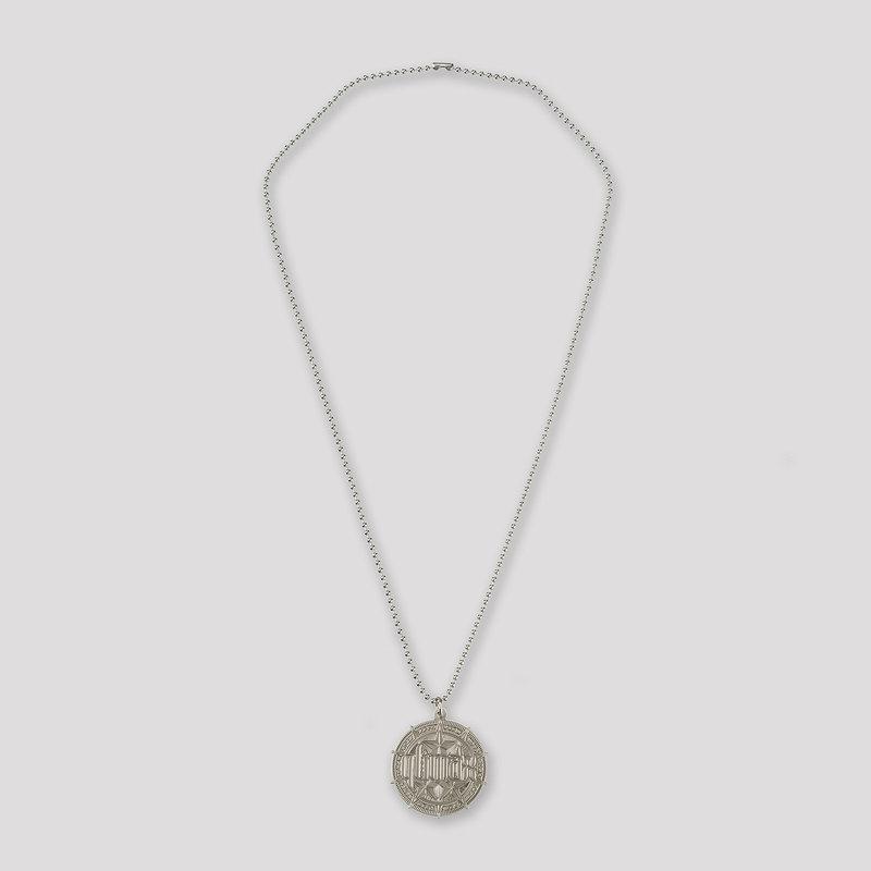 Qlimax necklace metal