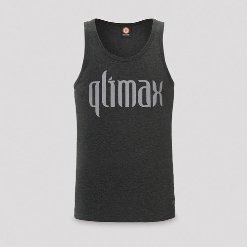 Qlimax tanktop dark grey