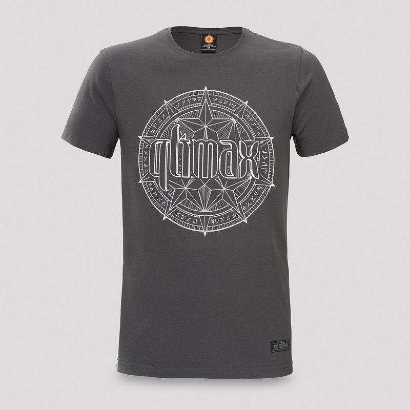 Qlimax t-shirt anthracite