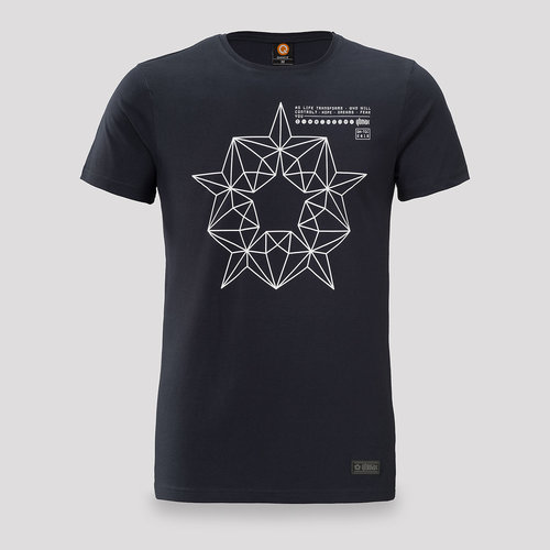 Qlimax t-shirt navy