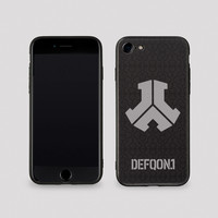 Defqon.1 phone case iPhone/Samsung grey