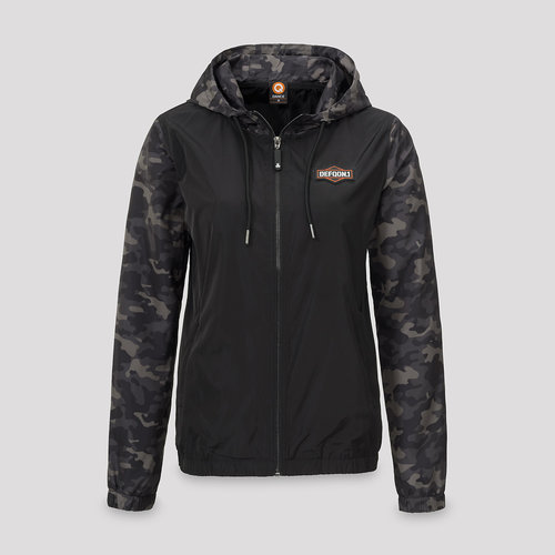Defqon.1 wind jacket black