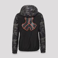 Defqon.1 wind jacket black