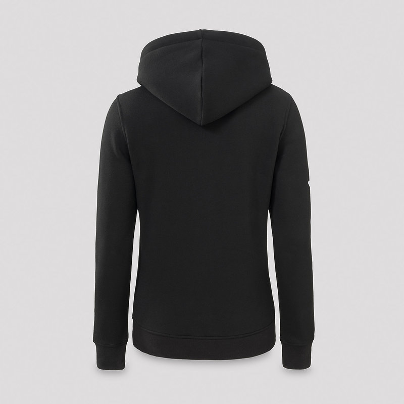 Defqon.1 hoodie black/metallic