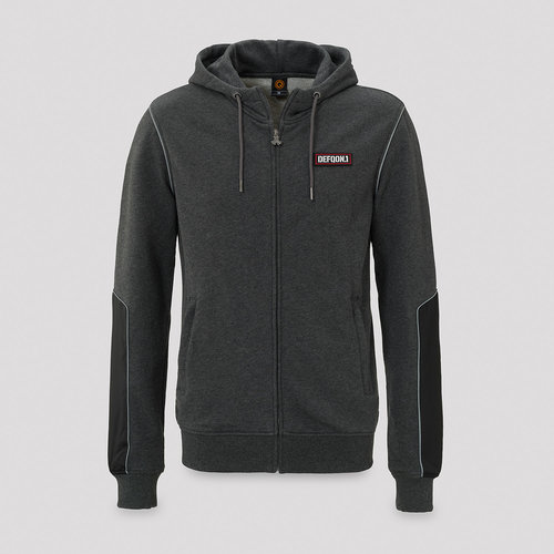 Defqon.1 nylon sweat cool grey/back