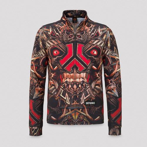 Defqon.1 theme track jacket