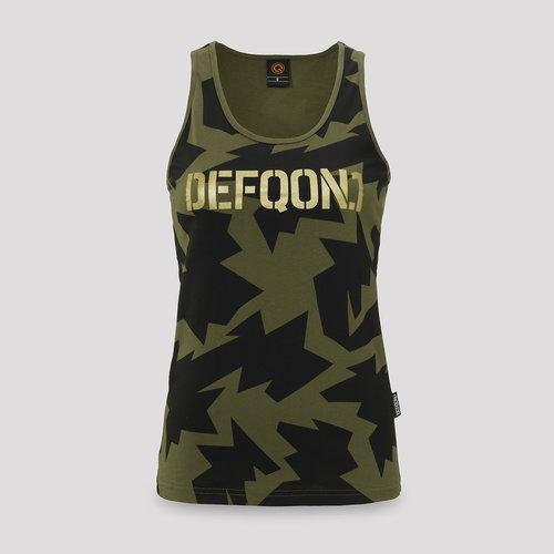 Defqon.1 tanktop green/camo