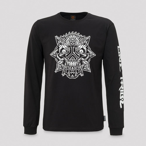 Defqon.1 longsleeve theme black/white