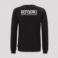 Defqon.1 longsleeve theme black/white