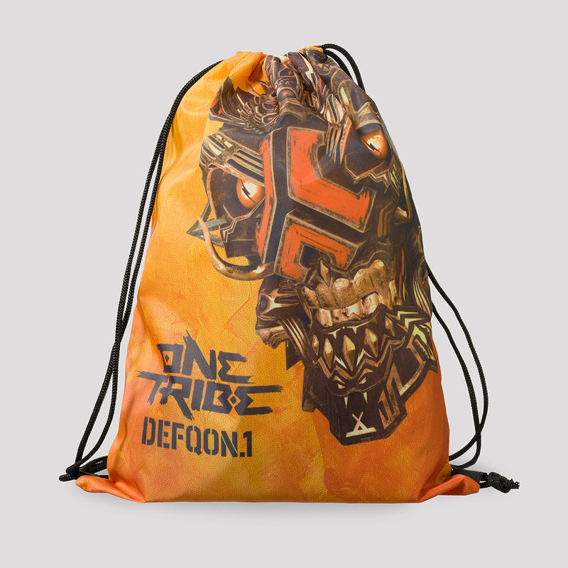 Defqon.1 theme stringbag