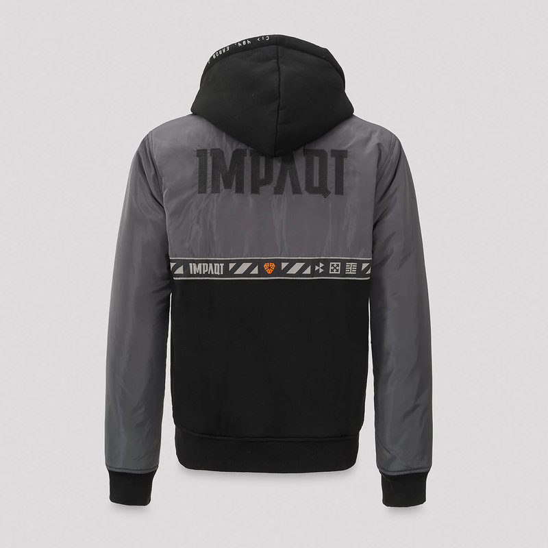 Impaqt thick vest black/grey