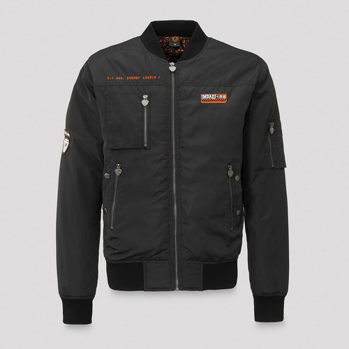 Impaqt bomber black/orange